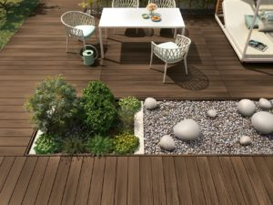 COMPOSITION Decking